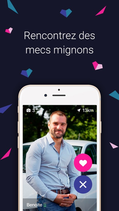 App iphone rencontre gay