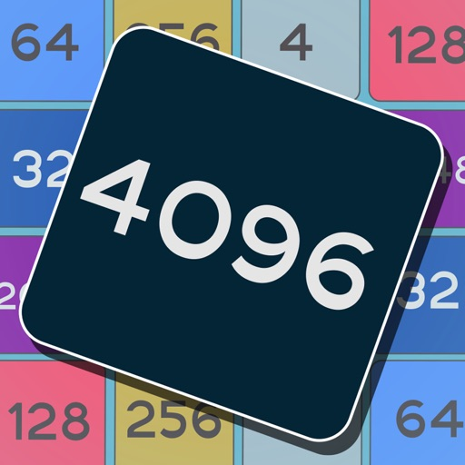 4096 The Game iOS App