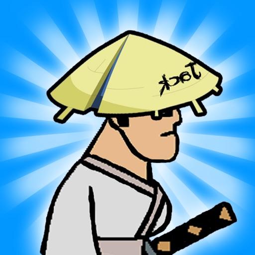 Samurai Master jack Go iOS App