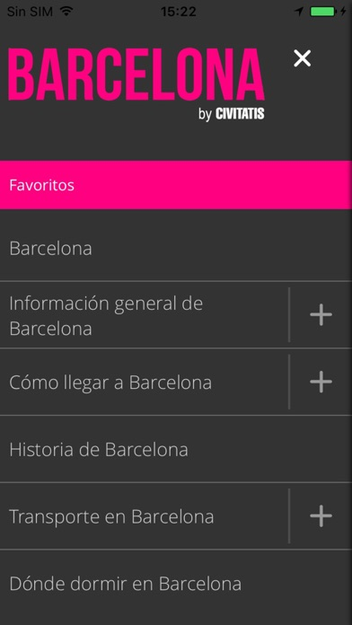 download Guía de Barcelona de Civitatis.com apps 4
