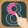 Zahlen schreiben HD - Lernen 123 für Kinder