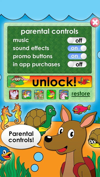 Kids Puzzle Animal Game for Kids Apps for Toddlers Screenshots