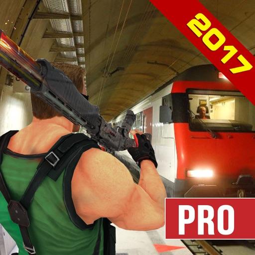 Gangster Train Shooting 2017 - PRO iOS App