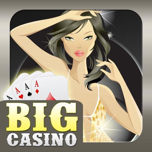 Big Casino HD - City of Slots iOS App
