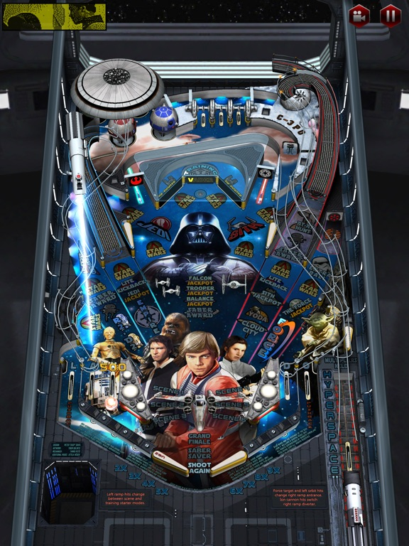 Star Wars Pinball 5 For iOS Hits Free For First Time In Seven Months