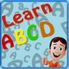 Learn ABCD Alphabets- Educational App for Kids