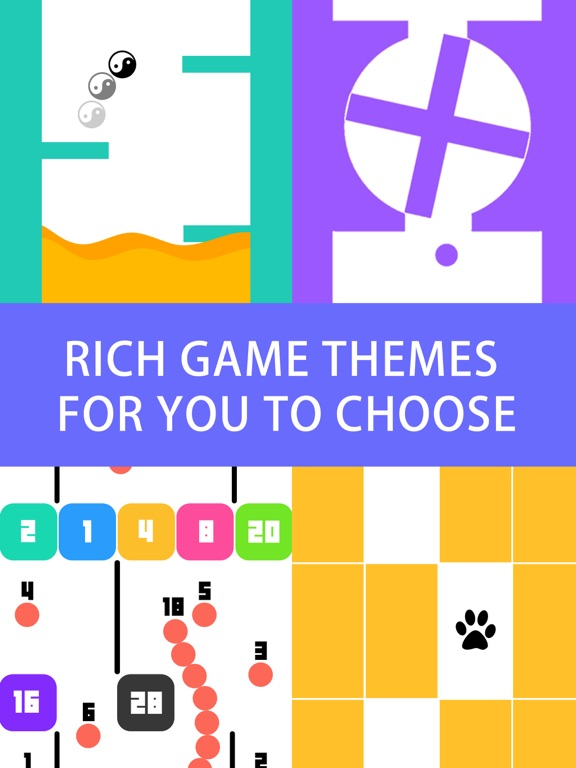 Stay In The White Line Pro : Addicting Games Screenshots