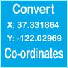 Coordinate Converter - Latitude & Longitude