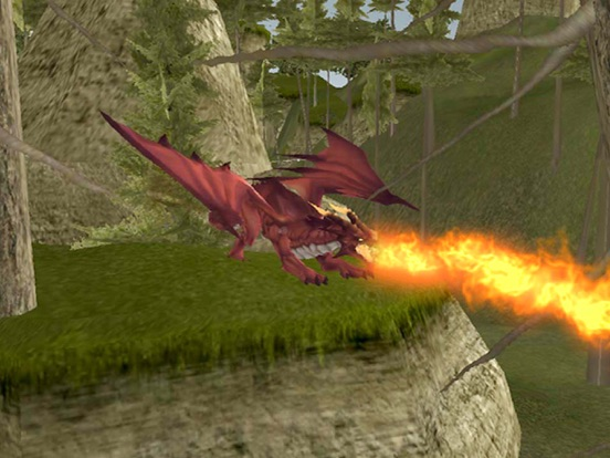 VR Dragon Sky Attack War Скриншоты10