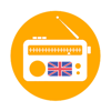 Radios UK FM (British Radio) - Absolute Heart Live