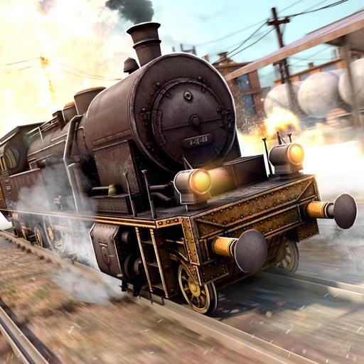 Trains Crash: West Rail PRO Icon