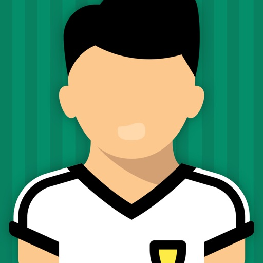 Guess The Player - Football Quiz iOS App