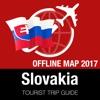 斯洛伐克 旅遊指南+離線地圖