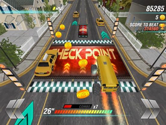 Скачать игру сумасшедший автобус vs супер такси приключения