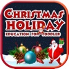 Christmas Holiday Education Fun for Toddler&Pre-k