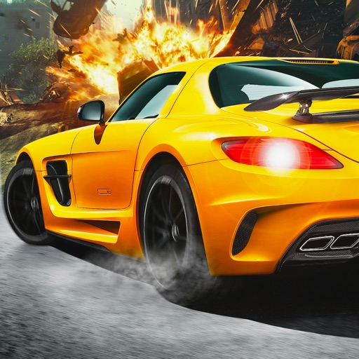 Super Sports Car Racing Great Mania Pro iOS App