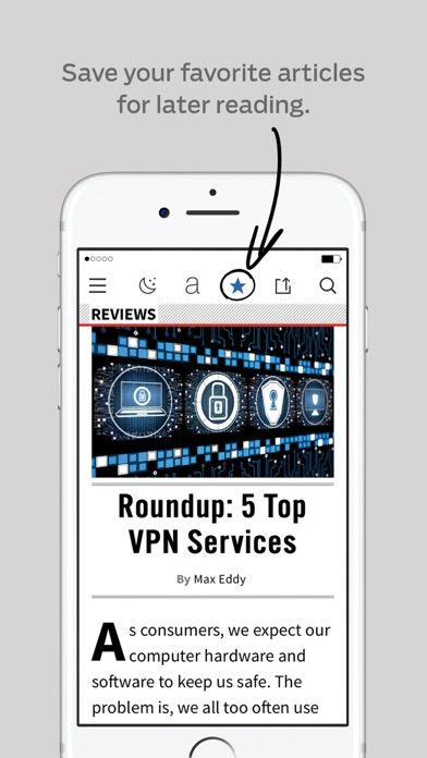Pc Magazine review screenshots