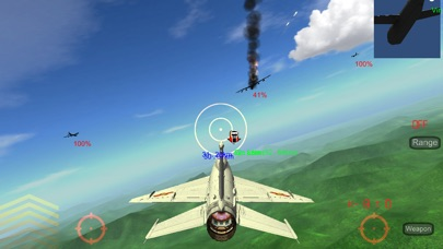 Screenshot #7 for Gunship III - Combat Flight Simulator - VPAF