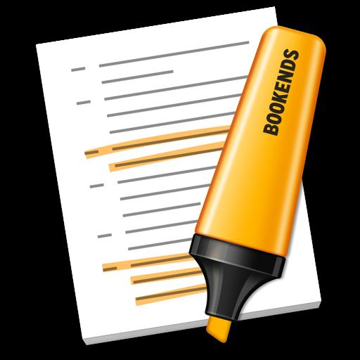 信息管理系统 bookends for Mac
