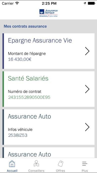 Telecharger Mon Axa Banque Et Assurances Pour Iphone Sur L App