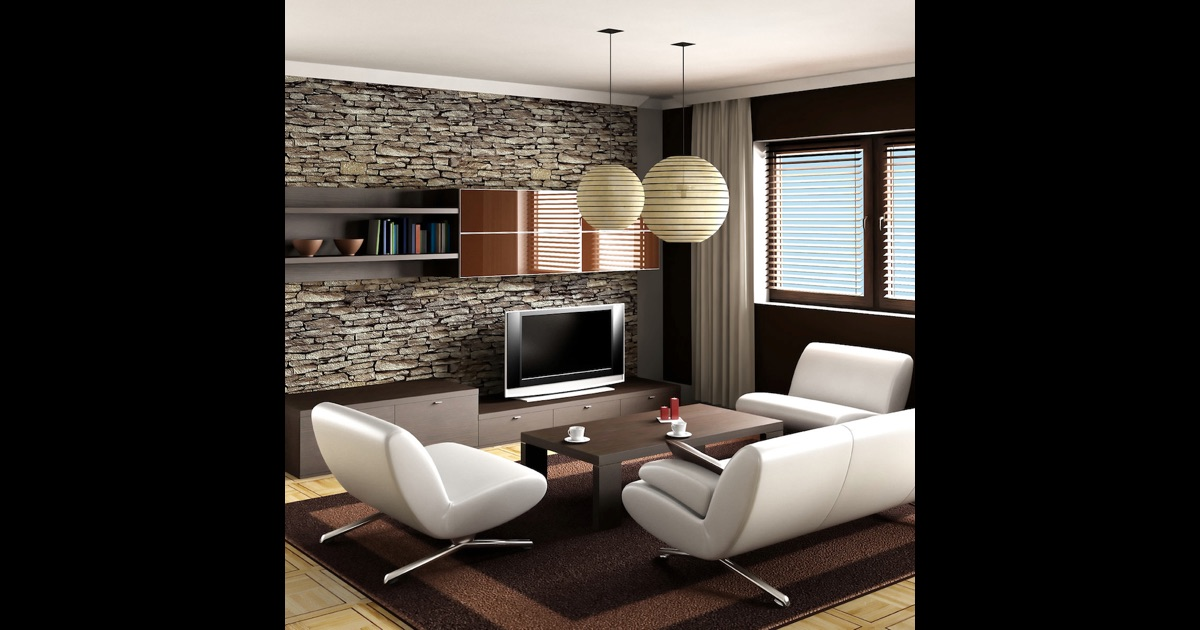 Design living rooms on the app store Room design app