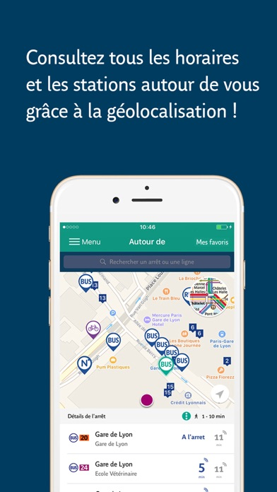download RATP apps 3