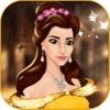 Princess Belle Love Story – Makeup & Dress up Game