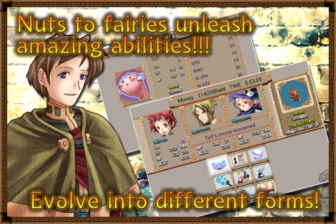 RPG Cross Hearts Arcadia screenshot 4