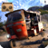 VR Highway Tuk Tuk Rickshaw: Traffic Rush Race App Icon Artwork