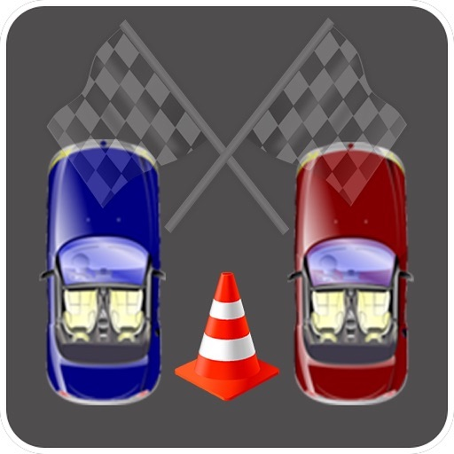 Twin Cars Challenge iOS App