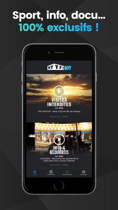 download MTF1 VR - Réalité Virtuelle apps 3