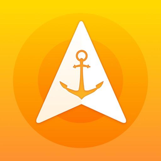 【让我来约见你】Anchor Pointer - 户外GPS定位及轨迹共享工具