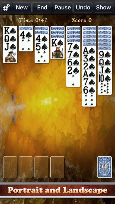 Screenshot #7 for Solitaire City (Ad Free)