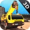 Town Cargo Crane Simulator 2017