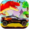 download Car Racing Dinosaurs World