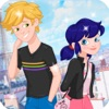 Girl and Boy dressup miraculous games