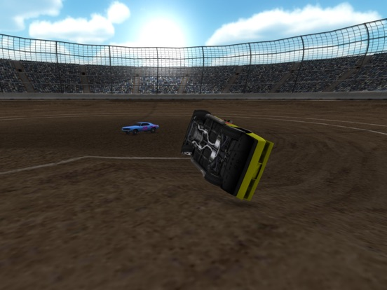Circuit: Demolition Derby на iPad