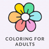 Zen: Colouring book for adults