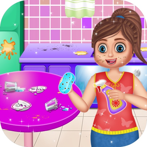 Games For Girls By Siraj Admani: Kids Room Cleaning Game By Siraj Admani