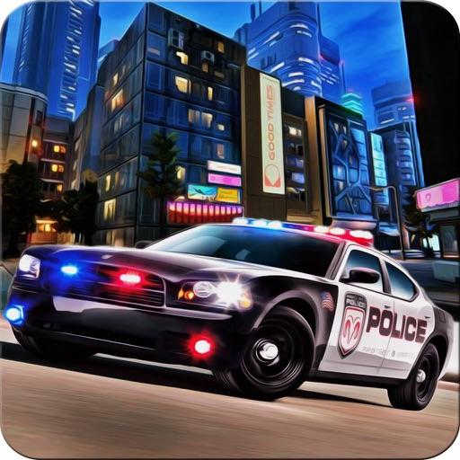 Police Chase Car Simulation Per Faraz Khalid