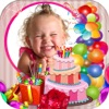 Happy Birthday Photo Frames - Greetings Card Maker