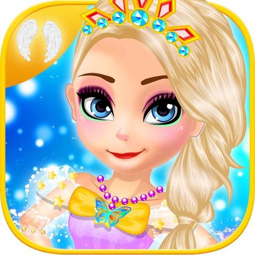小公主换装沙龙 - 女生儿童游戏.