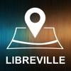 Libreville, Gabon, Offline Auto GPS