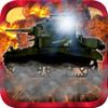 Carolina Vergara - A Big Battle In The City: Armed Tanks  artwork