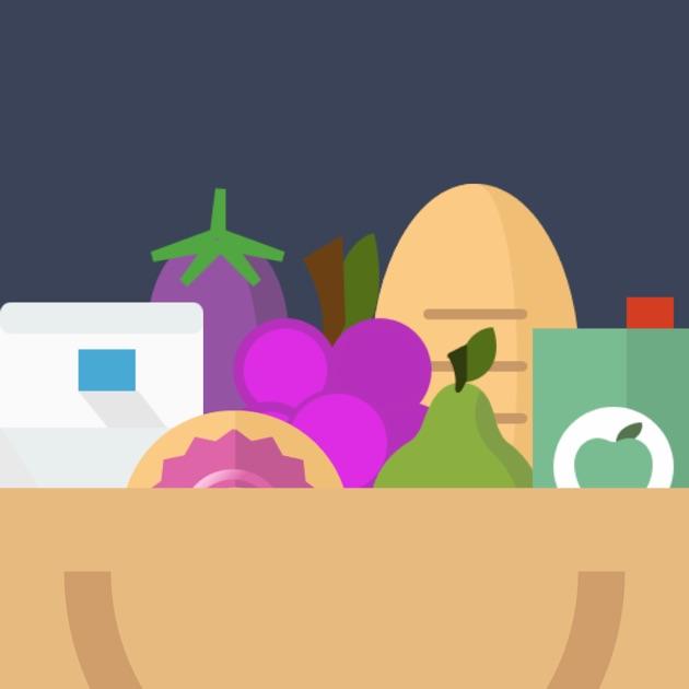 la liste de courses alimentaires et d 39 picerie dans l app store. Black Bedroom Furniture Sets. Home Design Ideas