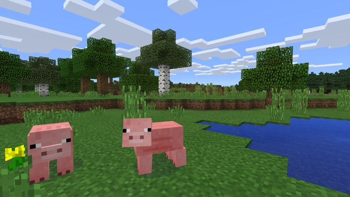 Minecraft Apple TV Edition on the App Store