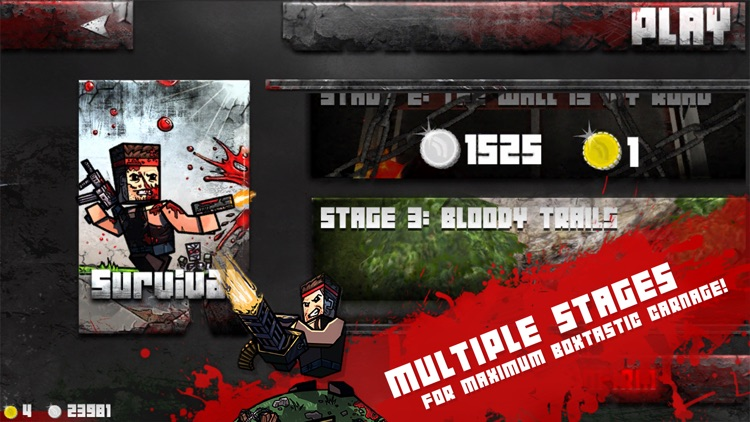 Bohead zombie wars for ipod touch