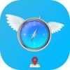 Fly GPS - Location Fake Photo & Fake GPS Joystick - Michael S...