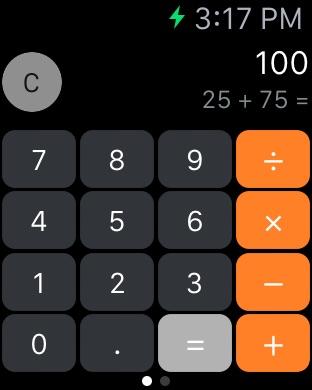 DayCalc Taschenrechner HD Pro - Note Calculator Screenshot