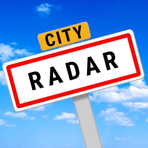 City radar villes autour de moi par lo c sence for Piscine autour de moi